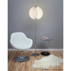 Modern Shell Floor Lamp
