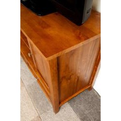 Norfolk Honey Brown TV Media Stand