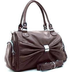 Dasein Cinched Satchel Bag