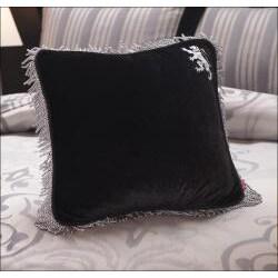 English Laundry Black 8-piece Duvet Cover Set