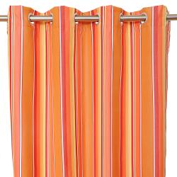 Sunbrella Bay View Dolce Mango 84-inch Outdoor Curtain Panel