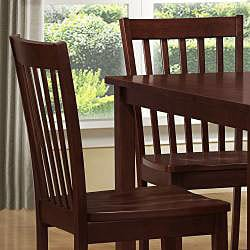 Norfolk Slat Back Chair (Set of 2)