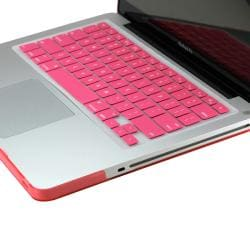Rubberized PC Hard Case with Keyboard Cover and Screen Protector for 13-inch Macbook Pro
