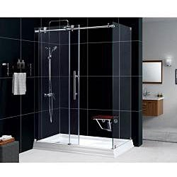 DreamLine Enigma-X 33x60x76-inch Shower Enclosure