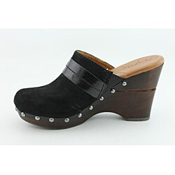 Naya Women's Irina Black Casual Shoes Wide