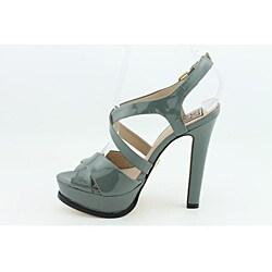 Pour La Victoire Women's Hiro Gray Sandals