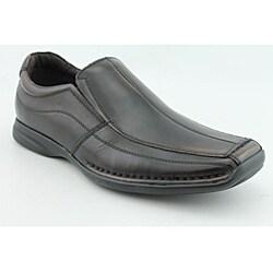 Steve Madden Men's Memfis Brown Dress Shoes