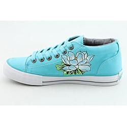 Ed Hardy Women's Lenai Aqua Casual Shoes