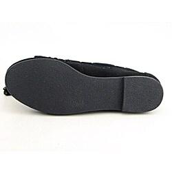 Steve Madden Women's Teapea Black Casual Shoes