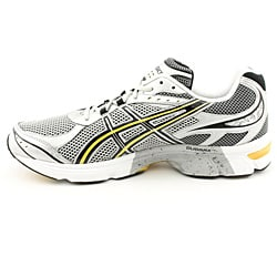 Asics Men's Gel-Turbulent Silver Casual Shoes