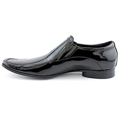 Kenneth Cole Reaction Men's Big Event Black Dress Shoes