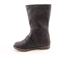 Kenneth Cole Reaction Girl's Nice N Treat 2 Brown Boots (Size 11)