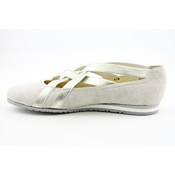 Amalfi By Rangoni Women's Corsa Ivory Dress Shoes (Size 10)