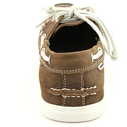 Nautica Men's Hyannis Brown Casual Shoes