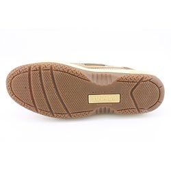 Sperry Top Sider Men's Billfish 3 Eye Beige Casual Shoes Wide