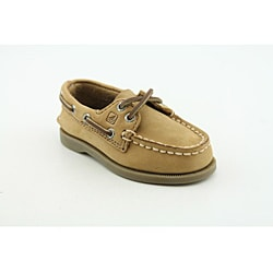 Sperry Top Sider Boy's A/O Brown Casual Shoes