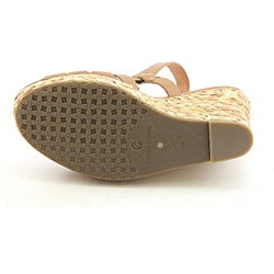 Corso Como Women's Diver Tan Sandals