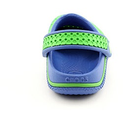 Crocs Boy's Crosmesh Green Casual Shoes
