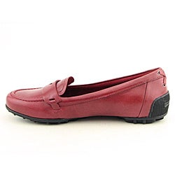 Rockport Women's Jackie Penny Loafer Red Casual Shoes