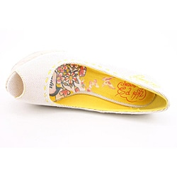 Ed Hardy Women's Ciro White Dress Shoes