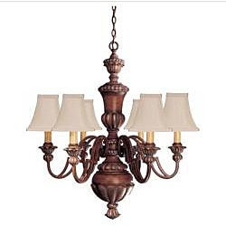 Denver Chandelier Lamp Shades (Set of 6)