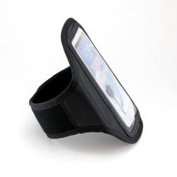 Premium Samsung Galaxy S3 Black Sport Arm Band Pouch
