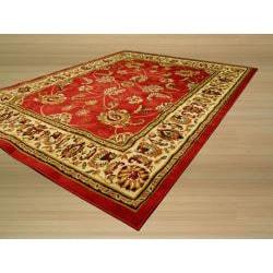 Pat Mahal Orienta Red Rug (4'9 x 6'6)