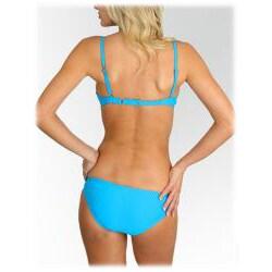 Stanzino Women's Nautical Stripes 2-piece Bikini