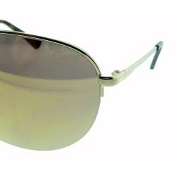 Coach Women's Aviator Sunglasses in Gold