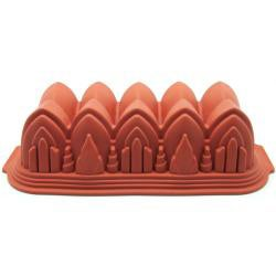 Freshware Cathedral Cake Silicone Mold and Pan