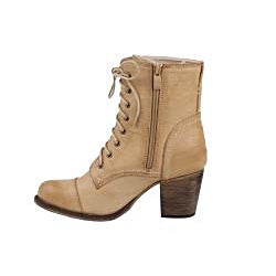 Modesta by Beston Women's 'TOBE-04' Combat Boots