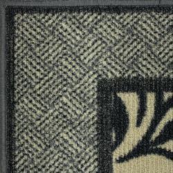 Endless Love Grey Indoor/Outdoor area Rug (5'x7')
