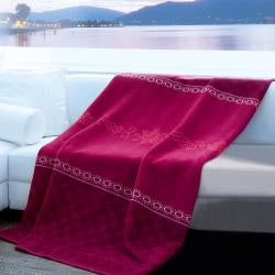 Bocasa Bazaar Woven Throw Blanket
