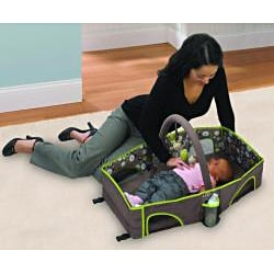 Summer Infant Deluxe Infant Travel Bed