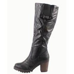 Blossom by Beston Women's 'Alpa-3' Knee High Riding Boots