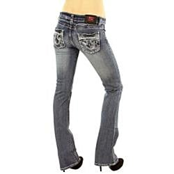 Rock, Paper, Sexy Women's Medium Blue Denim Jeans