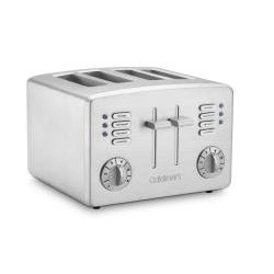 Cuisinart Four-slice Stainless Steel Toaster