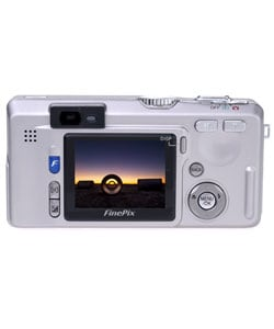 Fuji FinePix F700 6.2MP Digital Camera with Photo Dock (Refurbished)