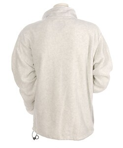 Free Tech Young Men's Oatmeal Fleece Jacket