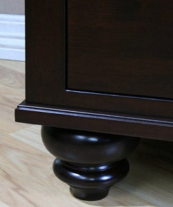 Collona 3-drawer Nightstand