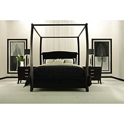 Belle Noir Eastern King-size Bed