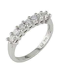 14-kt White Gold 1/2-ct. Diamond Ring (bulk pack of 2)