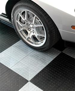 GarageDeck Floor Tiles  (48 square feet per box)