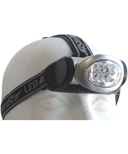 Ultra Lite Avenue 8 LED Headlight