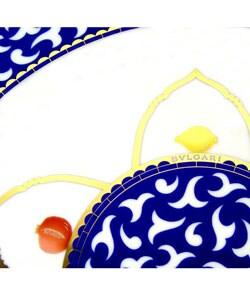 Bvlgari Frutta Alla Finestra 12-inch Service Plate