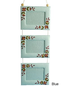 Hanging 4 x 6 in. Picture Frames - Set of 3