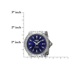 Invicta Men's Ocean Ghost Automatic Steel Watch