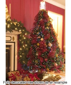 EZ Change Fiber Optic Christmas Tree (7 ft.)