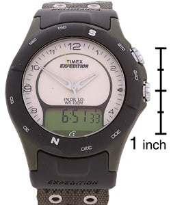 Timex Expedition Camper Combo Men's Watch