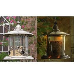 Nicholas Cole Arbordale Solar Light Bird Feeder